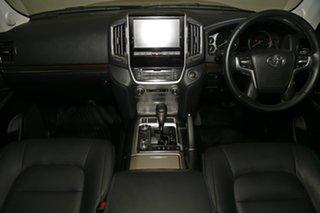 2019 Toyota Landcruiser VDJ200R VX Silver 6 Speed Sports Automatic Wagon