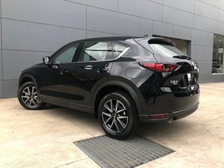 2020 Mazda CX-5 KF4WLA GT SKYACTIV-Drive i-ACTIV AWD Jet Black 6 Speed Sports Automatic Wagon