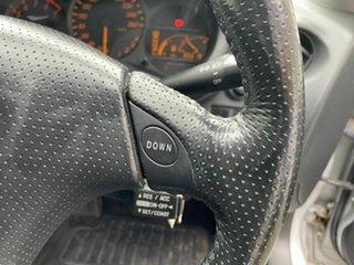 2003 Toyota Celica ZZT231R MY03 SX Silver 4 Speed Automatic Liftback