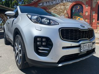 2017 Kia Sportage QL MY17 GT-Line AWD Silver 6 Speed Sports Automatic Wagon