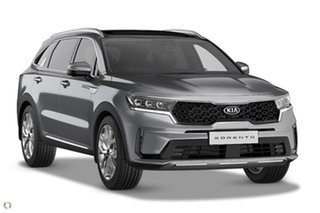 2020 Kia Sorento MQ4 MY21 GT-Line AWD Grey 8 Speed Sports Automatic Dual Clutch Wagon