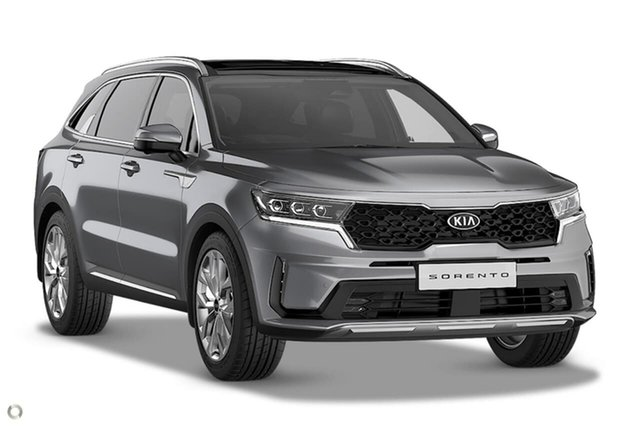 Demo Kia Sorento MQ4 MY21 GT-Line AWD Reynella, 2020 Kia Sorento MQ4 MY21 GT-Line AWD Grey 8 Speed Sports Automatic Dual Clutch Wagon