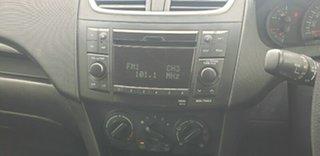 2012 Suzuki Swift FZ GA Mineral Grey 4 Speed Automatic Hatchback