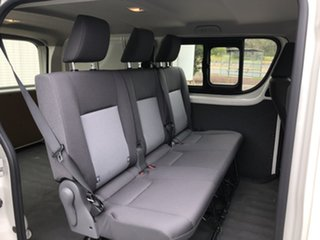 2019 Toyota HiAce GDH300R Crewvan LWB White 6 Speed Sports Automatic Van Wagon