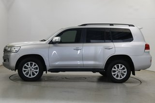 2019 Toyota Landcruiser VDJ200R VX Silver 6 Speed Sports Automatic Wagon.