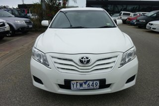 2009 Toyota Camry ACV40R 07 Upgrade Altise Diamond White 5 Speed Automatic Sedan.