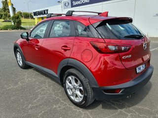 2018 Mazda CX-3 DK2W7A Maxx SKYACTIV-Drive Red 6 Speed Sports Automatic Wagon