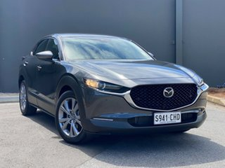 2020 Mazda CX-30 DM2W7A G20 SKYACTIV-Drive Touring Machine Grey 6 Speed Sports Automatic Wagon.