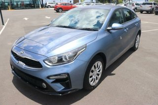 2019 Kia Cerato BD MY19 S Horizon Blue 6 Speed Sports Automatic Hatchback.