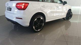 2018 Audi Q2 GA MY19 35 TFSI S Tronic design White 7 Speed Sports Automatic Dual Clutch Wagon