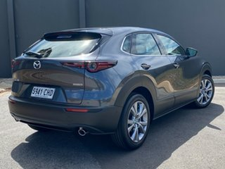 2020 Mazda CX-30 DM2W7A G20 SKYACTIV-Drive Touring Machine Grey 6 Speed Sports Automatic Wagon