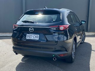 2020 Mazda CX-8 KG2WLA Sport SKYACTIV-Drive FWD Jet Black 6 Speed Sports Automatic Wagon
