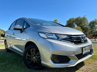 2018 Honda Jazz GF MY18 VTi Silver 1 Speed Constant Variable Hatchback.
