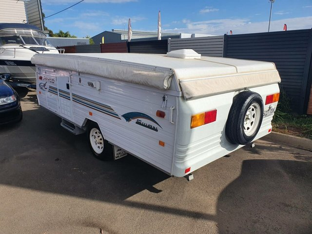 Used Jayco Outback Morphett Vale, 2004 Jayco Outback Pop Top
