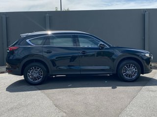 2020 Mazda CX-8 KG2WLA Sport SKYACTIV-Drive FWD Jet Black 6 Speed Sports Automatic Wagon.