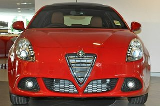 2016 Alfa Romeo Giulietta Series 1 Distinctive TCT Red 6 Speed Sports Automatic Dual Clutch.