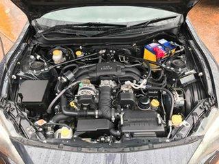 2012 Subaru BRZ MY13 Grey 6 Speed Manual Coupe