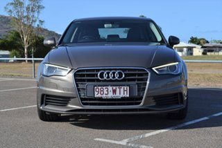 2016 Audi A3 8V MY16 Attraction S Tronic Grey 7 Speed Sports Automatic Dual Clutch Sedan