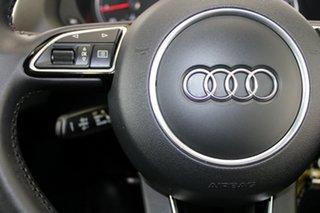2012 Audi Q3 8U MY12 TFSI S Tronic Quattro Orange 7 Speed Sports Automatic Dual Clutch Wagon