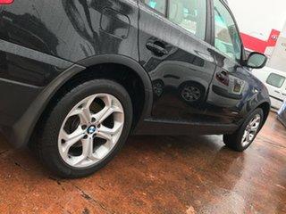 2009 BMW X3 E83 MY09 xDrive 20d Lifestyle Black 6 Speed Auto Steptronic Wagon