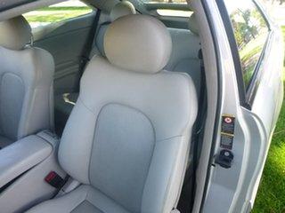 2002 Mercedes-Benz C-Class CL203 C230 Kompressor Sports Silver Automatic Coupe