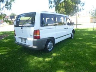 2002 Mercedes-Benz Vito 638 108CDI White Manual Van