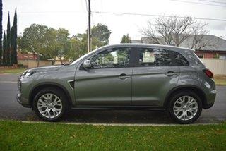 2020 Mitsubishi ASX XD MY20 ES 2WD ADAS Titanium Grey 1 Speed Constant Variable Wagon.