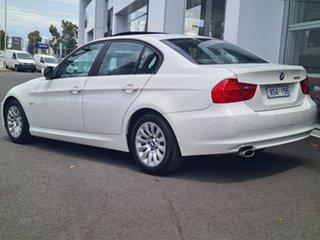 2009 BMW 3 Series 320i Executive 6 Speed Automatic Sedan.