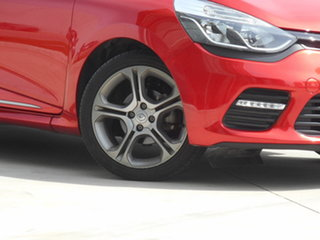 2015 Renault Clio IV B98 GT EDC Red 6 Speed Sports Automatic Dual Clutch Hatchback.