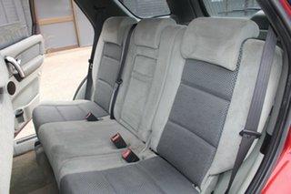 2005 Ford Territory SX TS (4x4) Maroon 4 Speed Auto Seq Sportshift Wagon