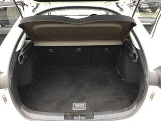 2010 Mitsubishi Lancer CJ MY11 ES Sportback White 5 Speed Manual Hatchback