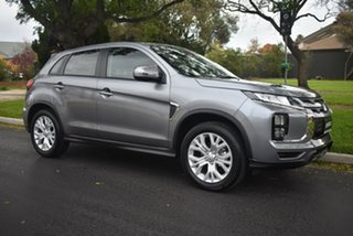 2020 Mitsubishi ASX XD MY20 ES 2WD ADAS Titanium Grey 1 Speed Constant Variable Wagon.
