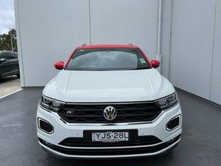 2020 Volkswagen T-ROC A1 MY20 140TSI DSG 4MOTION X 0qd8 7 Speed Sports Automatic Dual Clutch Wagon.