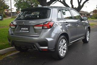 2020 Mitsubishi ASX XD MY20 ES 2WD ADAS Titanium Grey 1 Speed Constant Variable Wagon