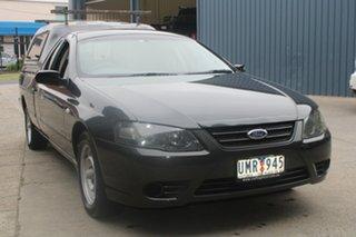 2006 Ford Falcon BF XL (LPG) 4 Speed Auto Seq Sportshift Utility.