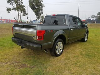 2019 Ford F150 (No Series) Platinum Grey Automatic Utility