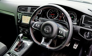 2016 Volkswagen Golf VII MY17 GTI DSG Dark Grey 6 Speed Sports Automatic Dual Clutch Hatchback