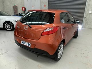 2008 Mazda 2 DE10Y1 Neo Orange 5 Speed Manual Hatchback