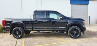 2020 Ford F350 (No Series) Lariat Sport Black Automatic Utility