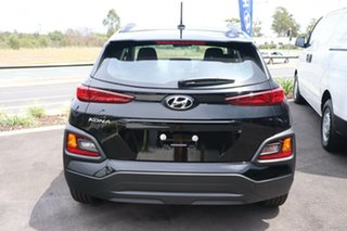 2020 Hyundai Kona OS.3 MY20 Go 2WD Phantom Black 6 Speed Sports Automatic Wagon.