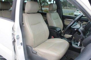 2006 Toyota Landcruiser Prado KZJ120R GXL (4x4) White 4 Speed Automatic Wagon