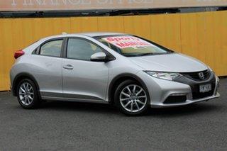 2012 Honda Civic 9th Gen VTi-S Silver 6 Speed Manual Hatchback