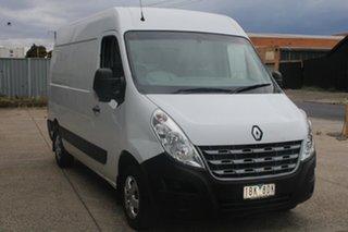 2013 Renault Master X62 MY13 3.5 MWB Mid 6 Speed Automated Manual Van.