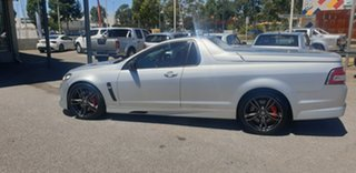 2015 Holden Special Vehicles Maloo Gen-F MY15 R8 Silver 6 Speed Manual Utility