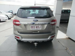 2016 Ford Everest UA MY17 Trend Gold 6 Speed Automatic SUV.