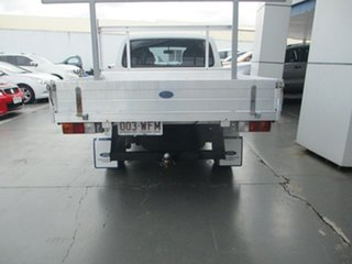 2011 Ford Ranger XL H/R XL (4x2) White 5 Speed Automatic Dual Cab.