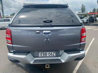 2015 Mitsubishi Triton Grey Utility