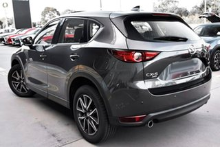 2020 Mazda CX-5 KF4WLA GT SKYACTIV-Drive i-ACTIV AWD Grey 6 Speed Sports Automatic Wagon