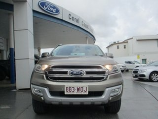 2016 Ford Everest UA MY17 Trend Gold 6 Speed Automatic SUV
