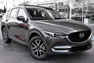 2020 Mazda CX-5 KF4WLA GT SKYACTIV-Drive i-ACTIV AWD Grey 6 Speed Sports Automatic Wagon.